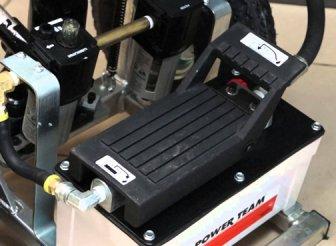 Оборудование для нагнетания смазок и герметиков